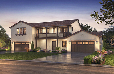 Wedgewood Plan 3|Rendering