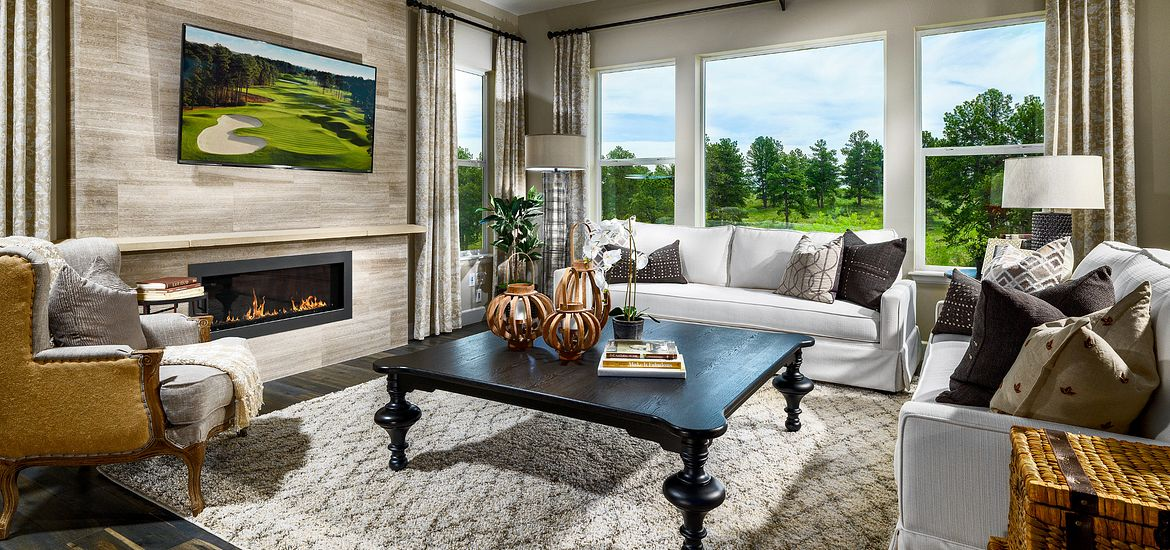 Whispering Pines Woodlands Timber Ridge Great Room