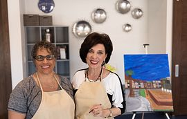 Trilogy Polo Club Homeowners at Art Class