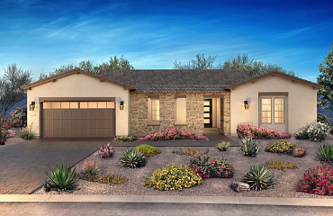 Hacienda Ranch Exterior, Color 5