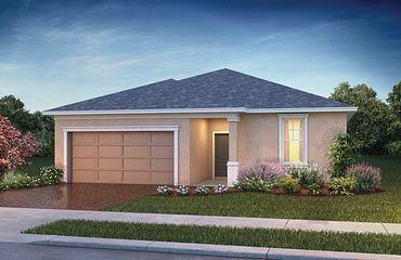 Trilogy Orlando Connect Plan Exterior Elevation