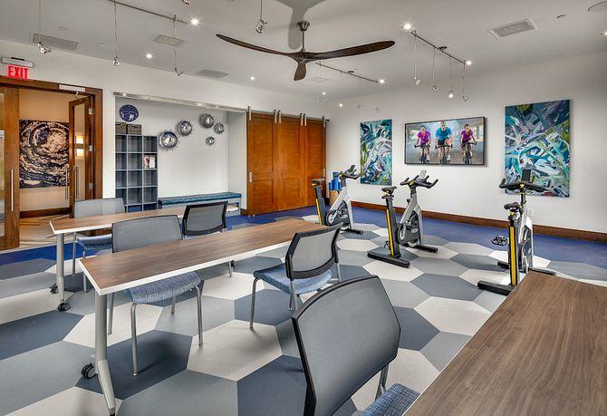 Trilogy Summerlin Outlook Club Hues Art & Movement Studio