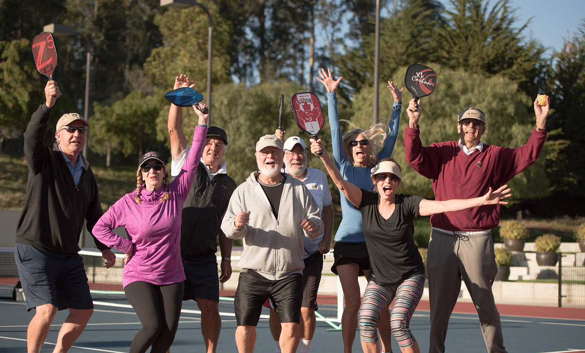 Trilogy at Tehaleh Pickleball