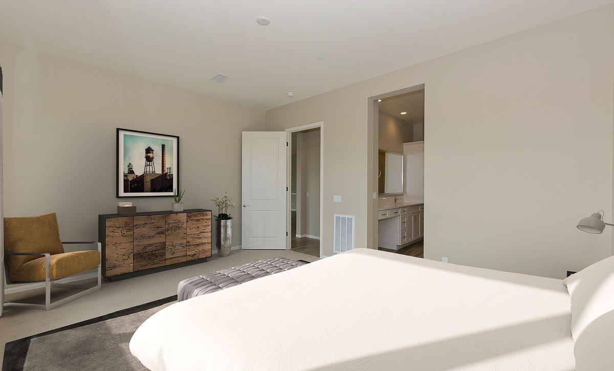 Trilogy Polo Club Incantare Master Bedroom