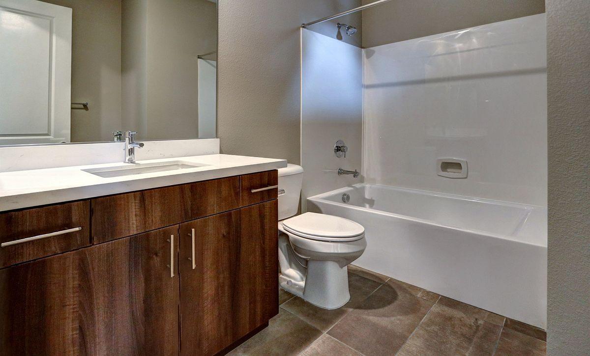 Trilogy Summerlin Reflect Guest Bathroom