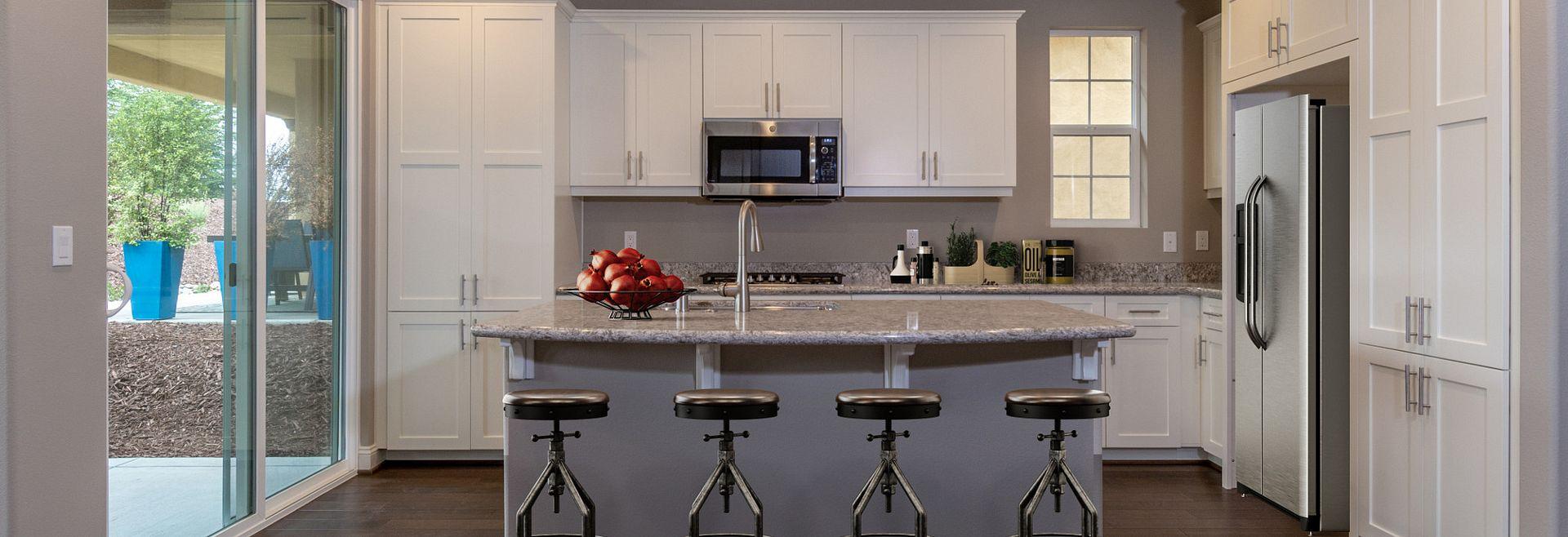 Monarch Ridge Acacia+ Kitchen