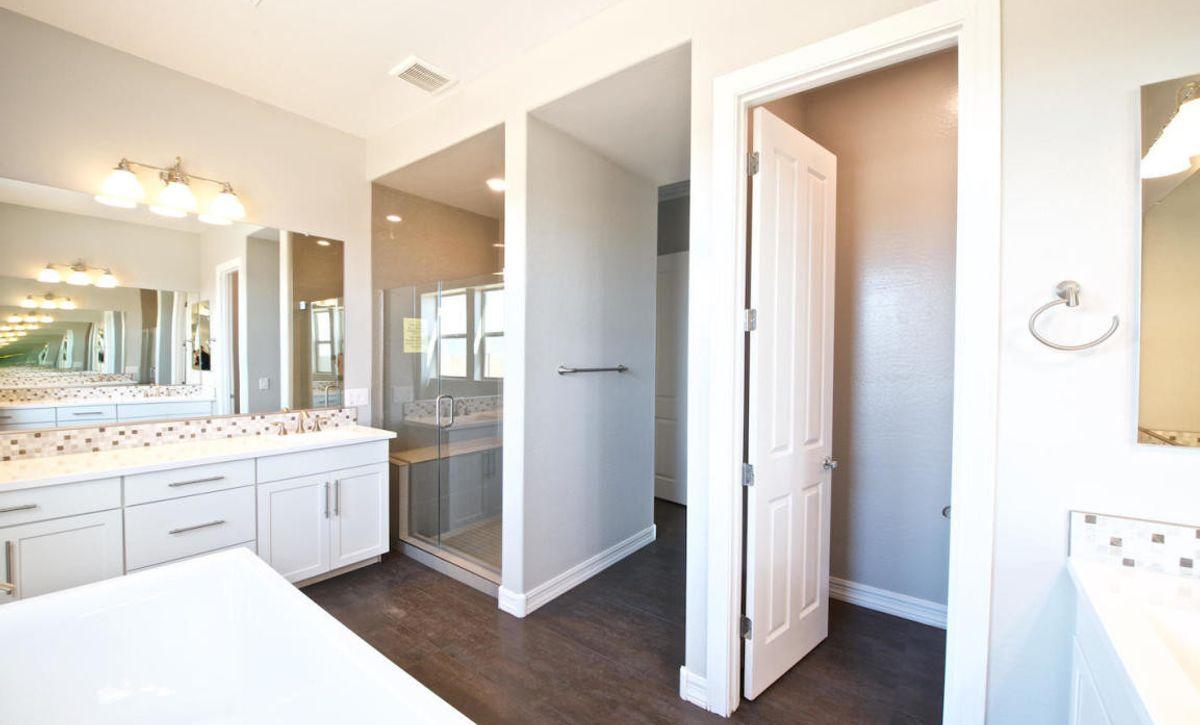 Origin Homesite 258 Master Bath