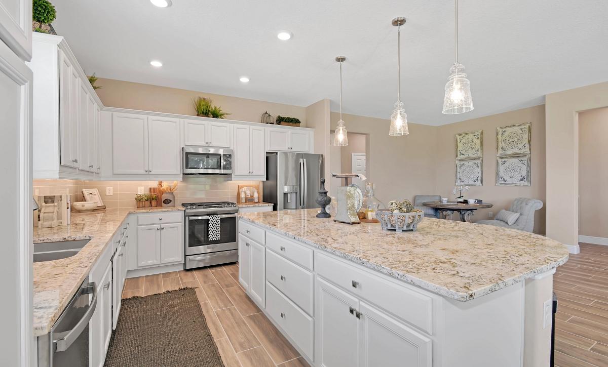 Ocala Preserve Declare Field Model Homesite 268 Kitchen