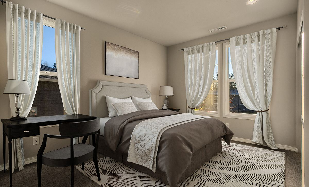 Trilogy Tehaleh Lot 4005 Guest Bedroom
