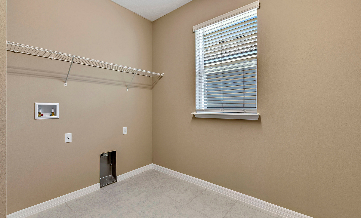 Trilogy Orlando Quick Move In Home Declare Plan Laundry