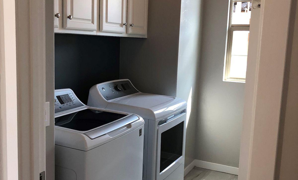 24 North Homesite 20 Laundry
