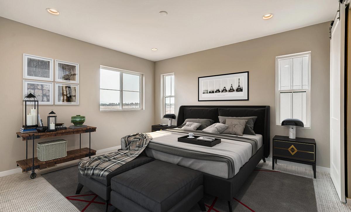 Solstice Harmony Embark Master Bedroom