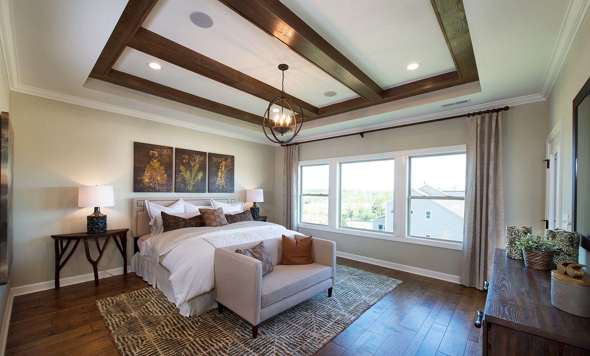 Hampton plan Owner's Suite