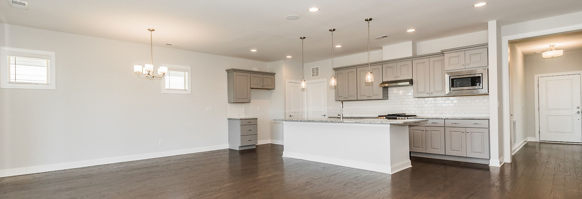 Trilogy Lake Norman Quick Move In Home Affirm Plan Kitchen