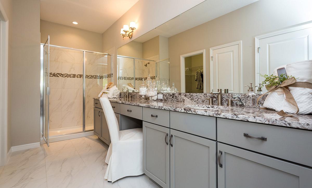 Trilogy Orlando Connect Plan Master Bath