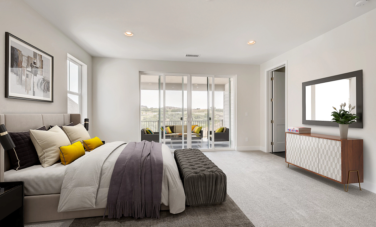 Canyons Luxe Stratton Primary Bedroom