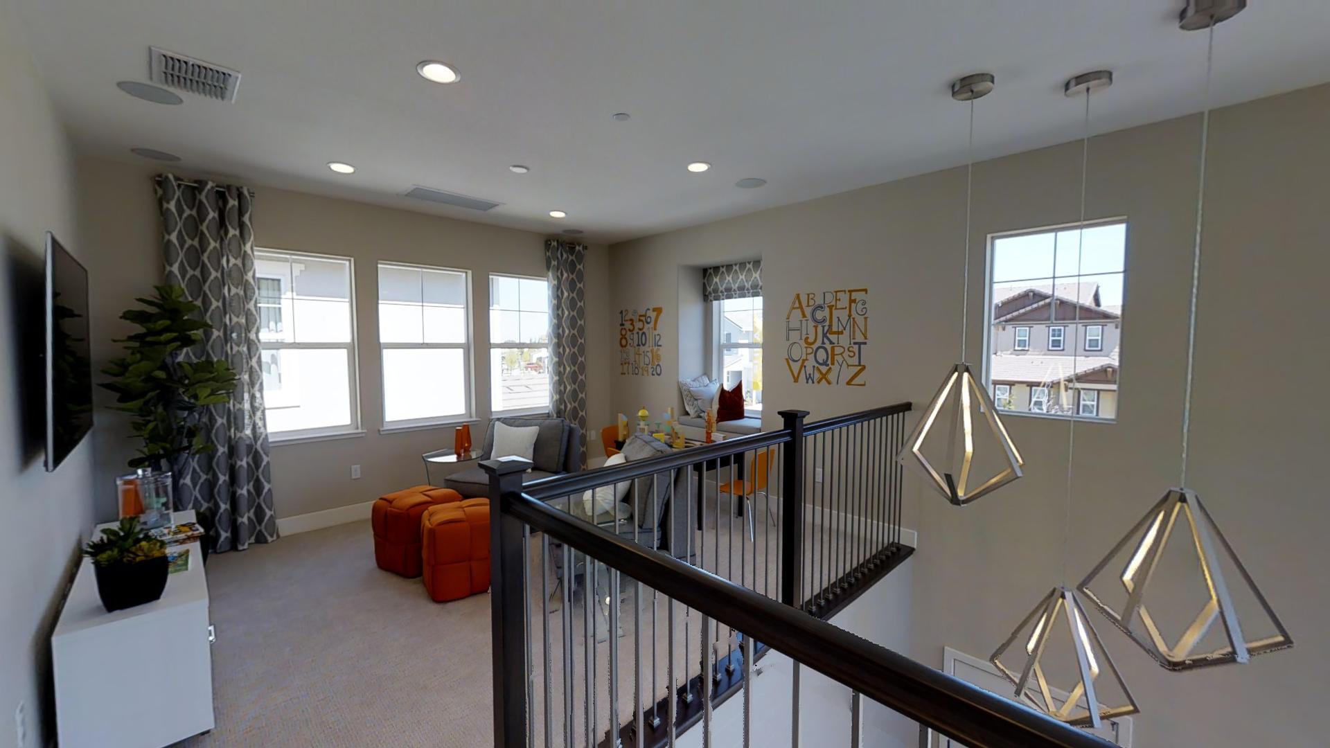 Ashford at Mountain House Plan 1 Loft
