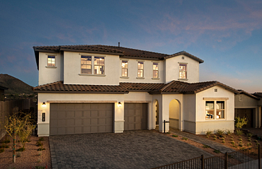 Emblem at Aloravita Plan 5016 Model Exterior
