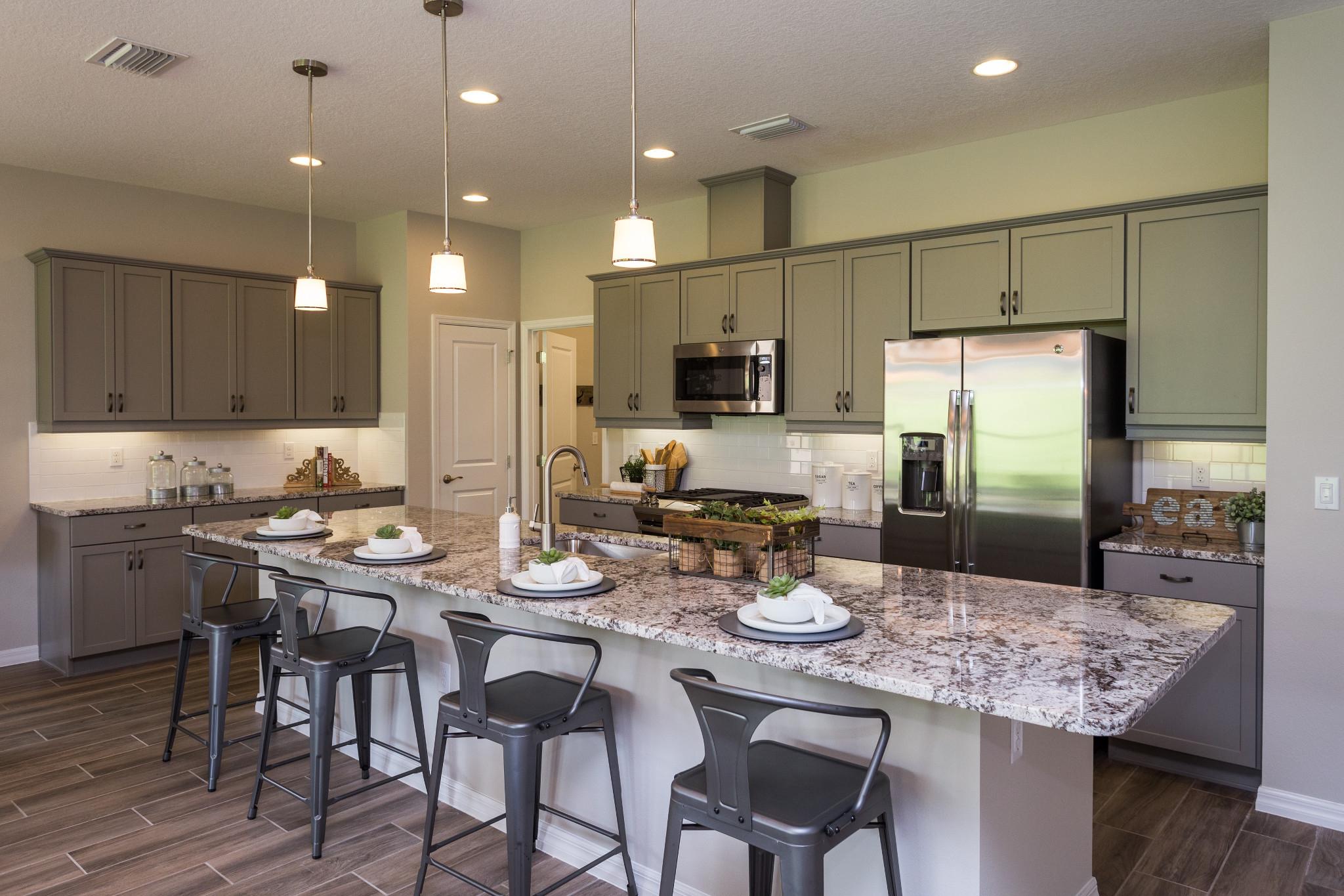 Trilogy Orlando Connect Plan Kitchen