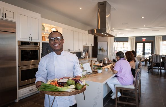 Trilogy Summerlin Guest Chef