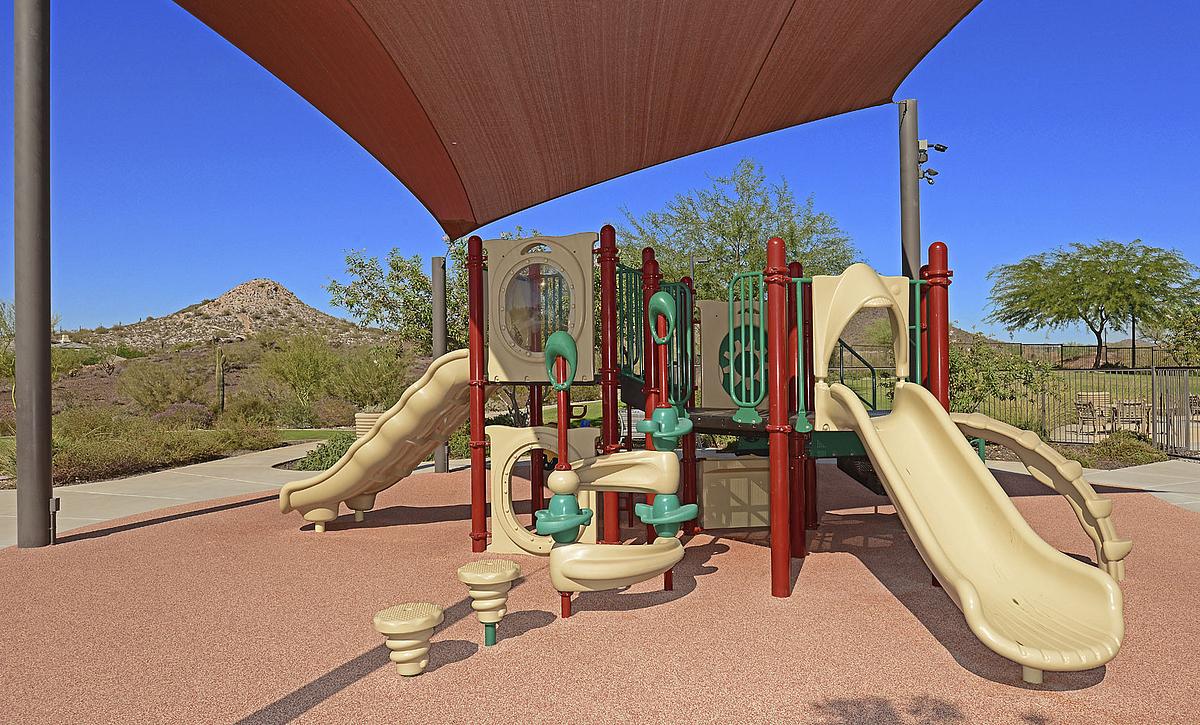 Foothills Recreation Area Playground