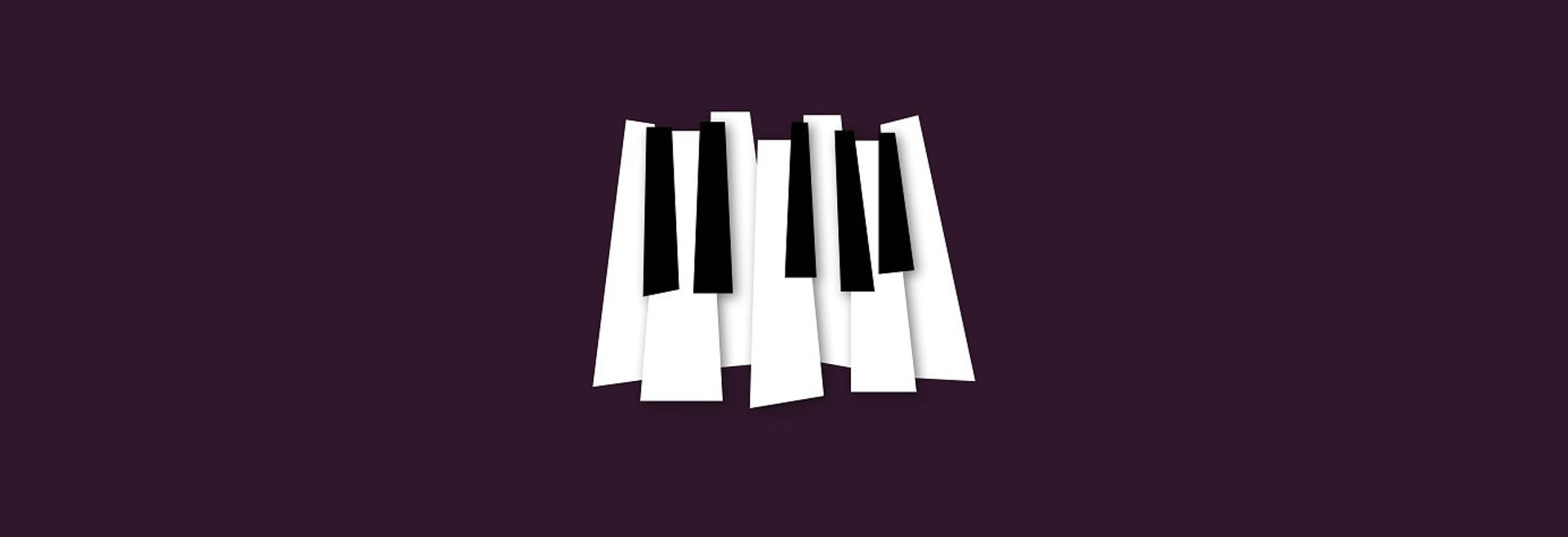 Piano Teeth Image to support Dueling Piano Event