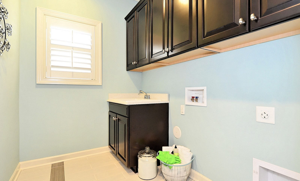 Silverado plan Laundry with options