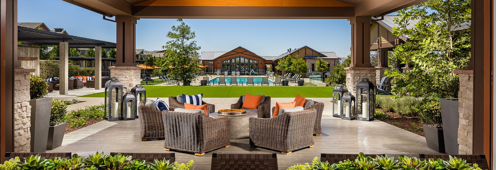 Sage Community Patio