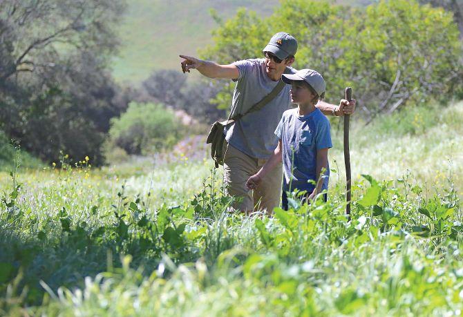 Esencia Hiking Trails