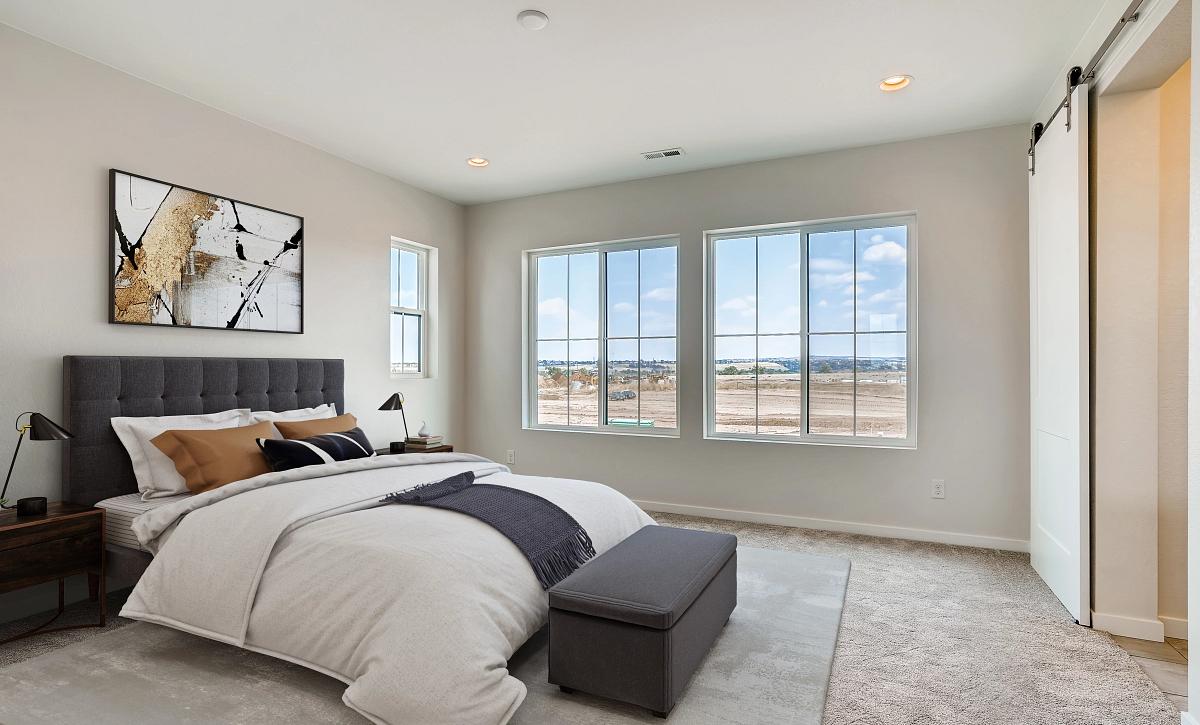 Solstice Harmony Destiny Master Bedroom