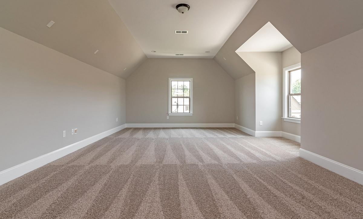 Preston plan Bonus Room with dormer window option