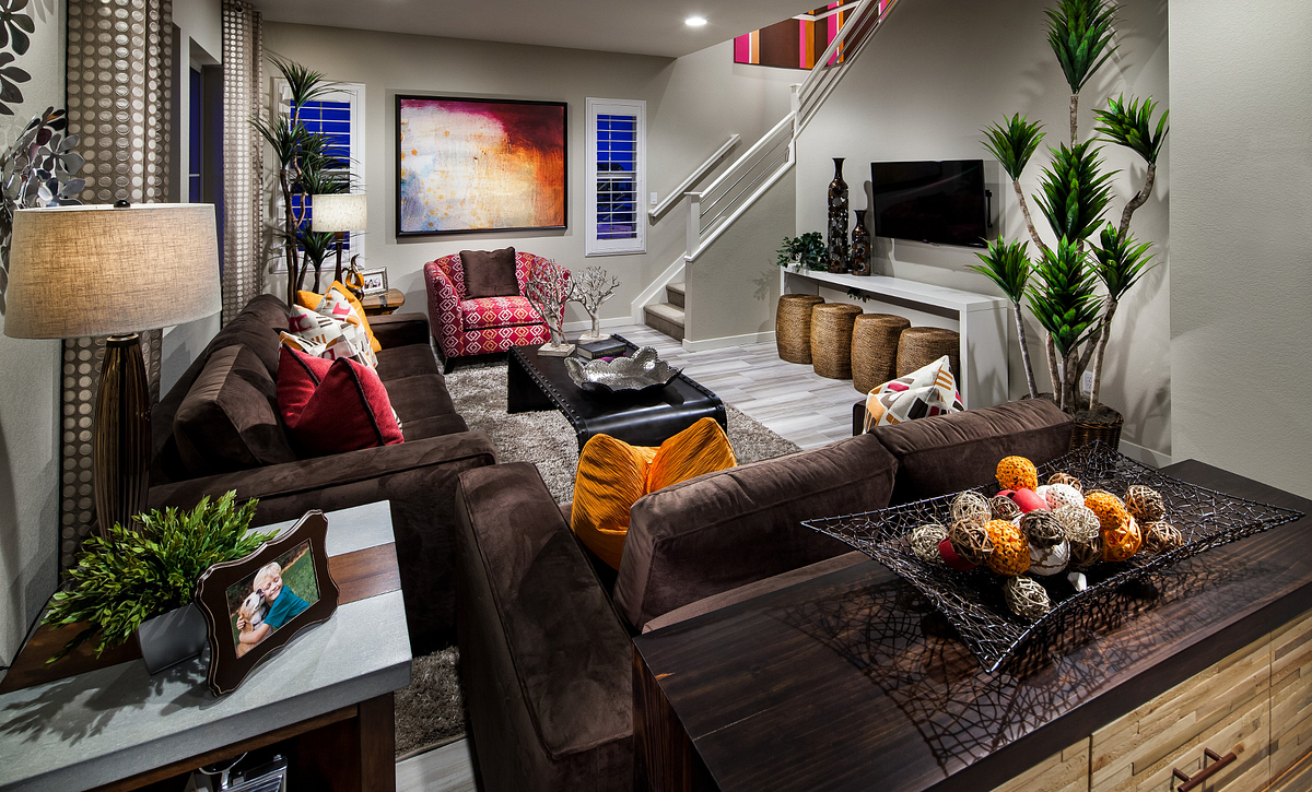 Stepping Stone SPACES Discovery Plan 4006 Great Room