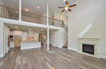 Plan 5049 Living Area