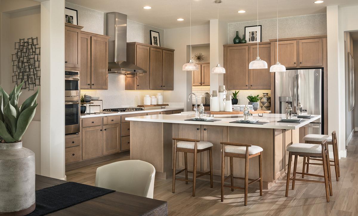 Spectrum Model Kitchen