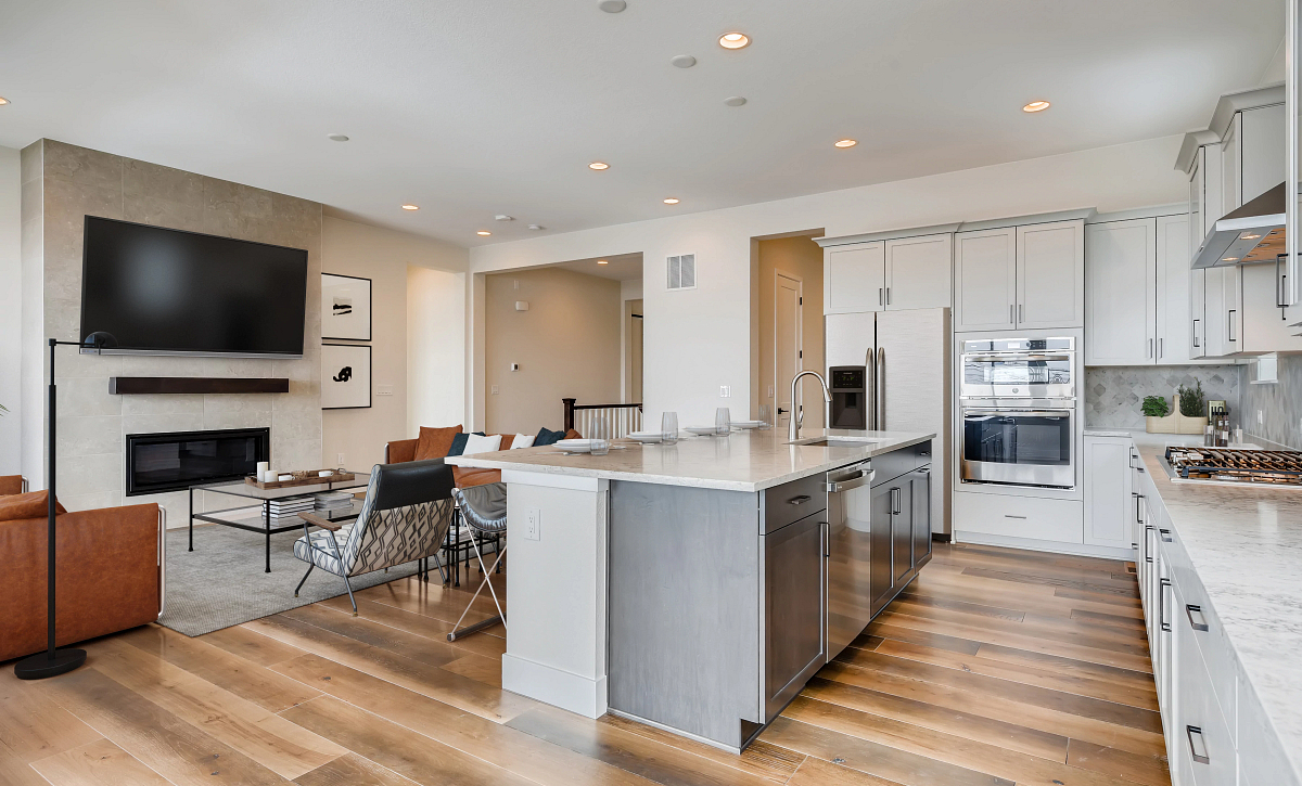 Canyons Reserve Heritage Kitchen & Great Room