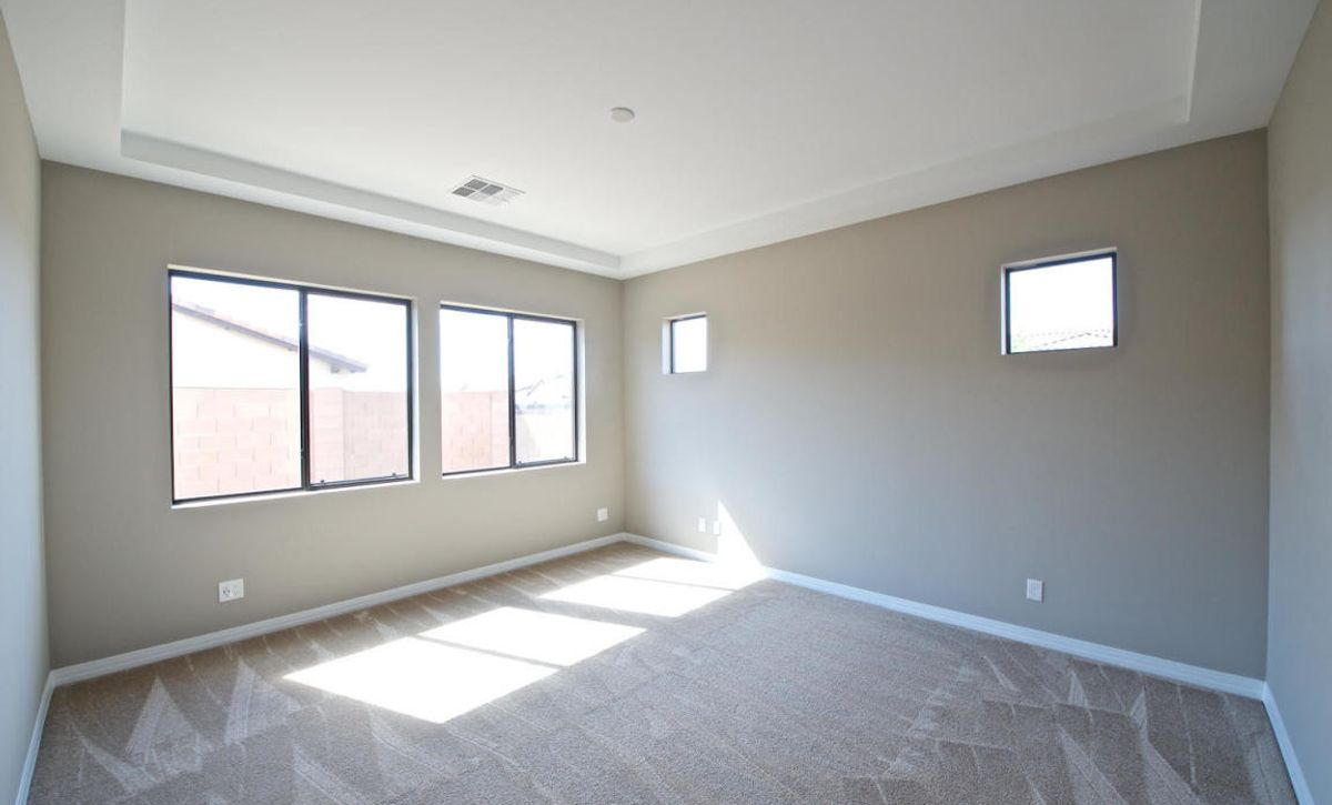 Origin Homesite 274 Master Bedroom