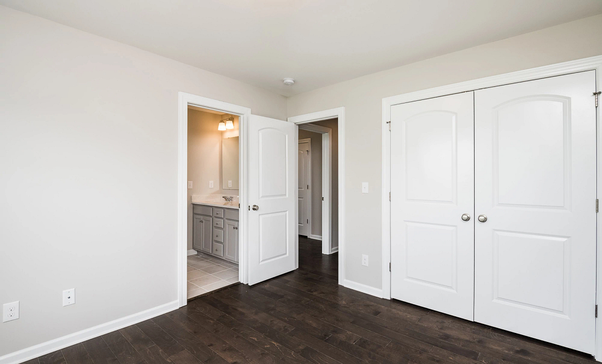 Weston plan Bedroom 2