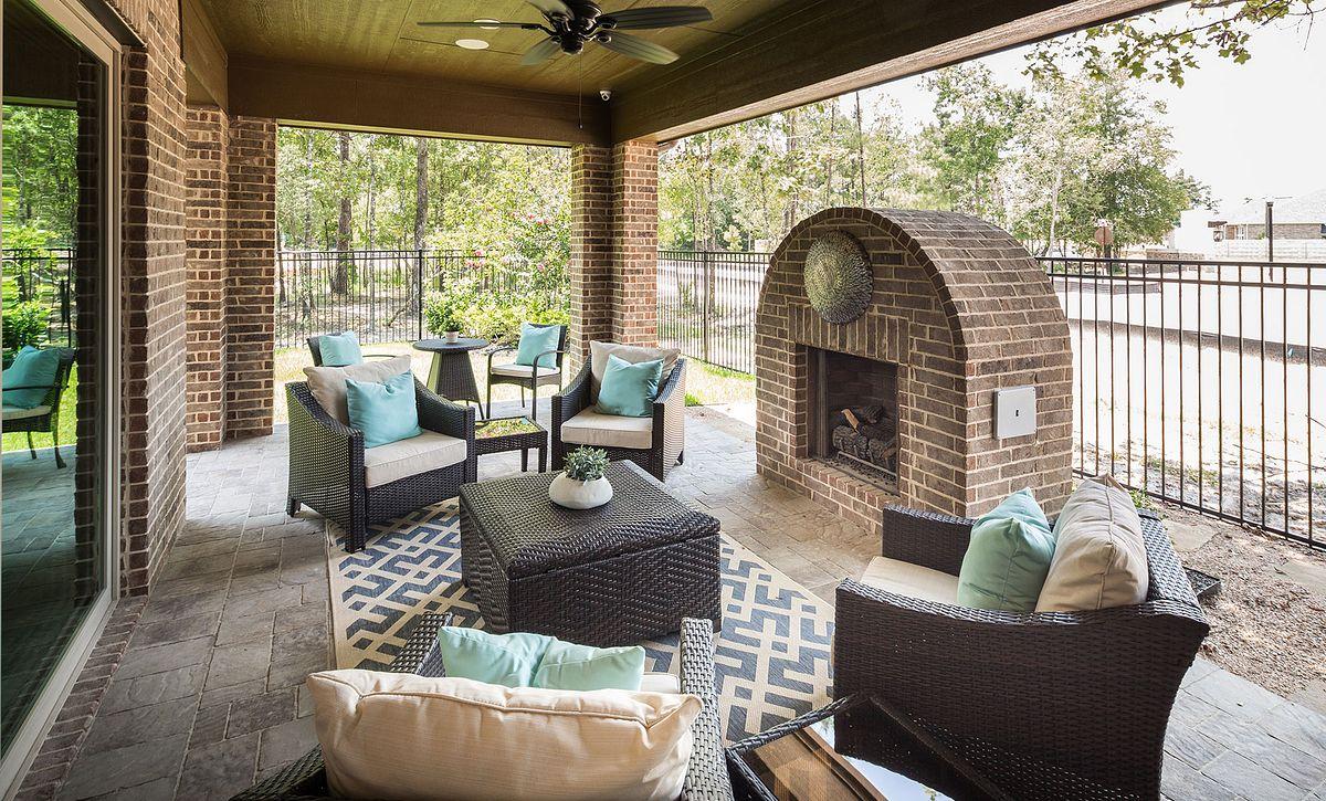 Plan 5128 Outdoor Living