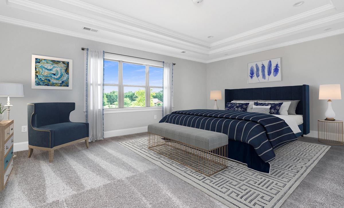 Preston plan Owner's Suite