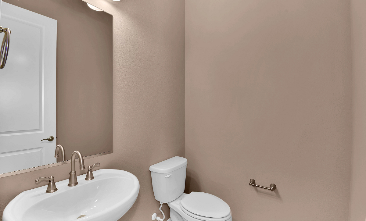 Trilogy at Ocala Preserve Quick Move In Home Imagine Plan Powder Room
