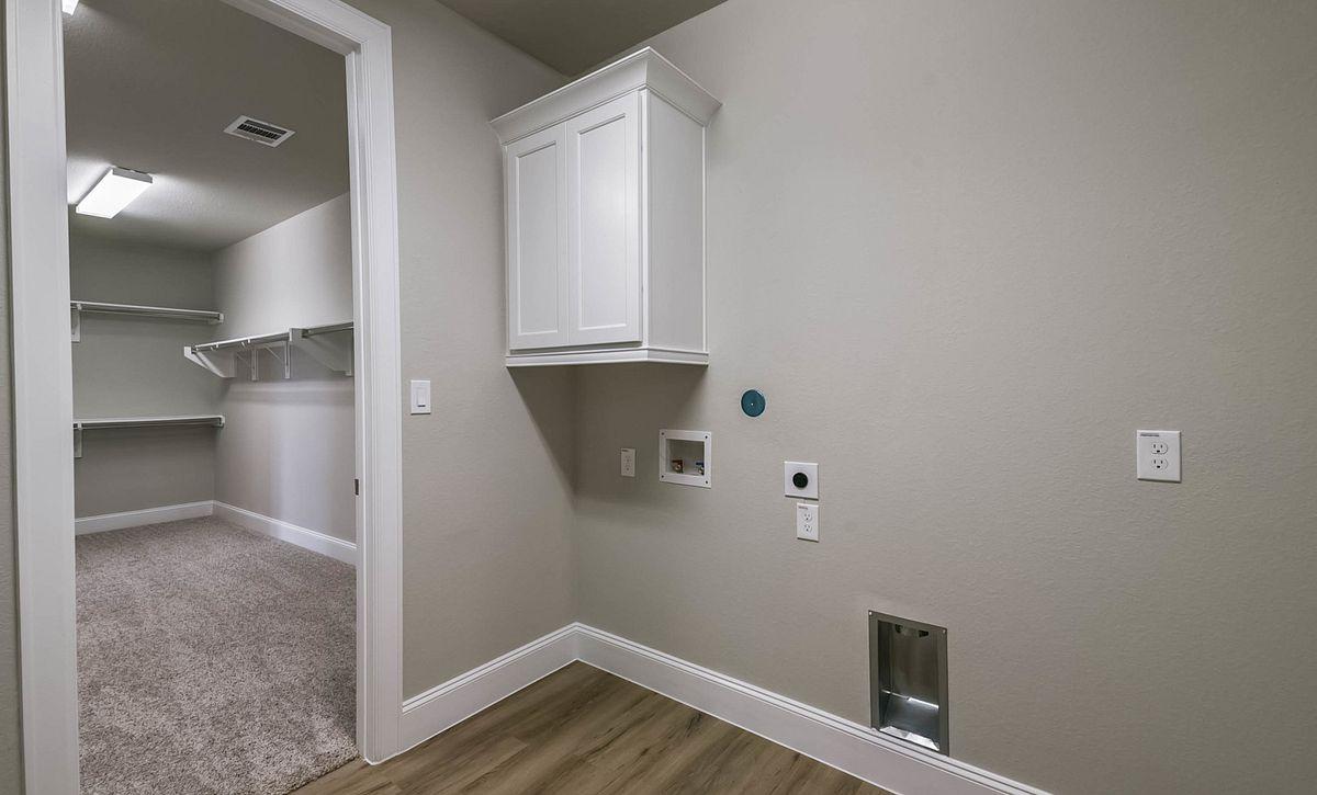 Plan 5069 Laundry