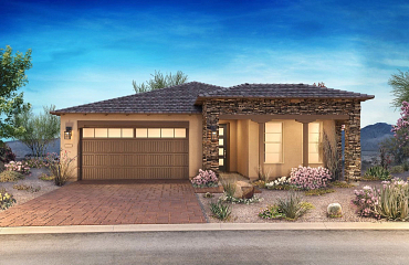 Hacienda Ranch Exterior, Color 8