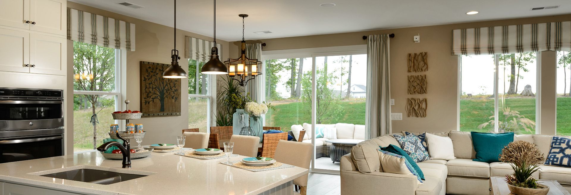 Aspen Plan Great Room