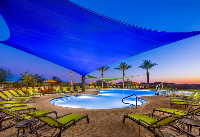 Mita Club Resort Pool