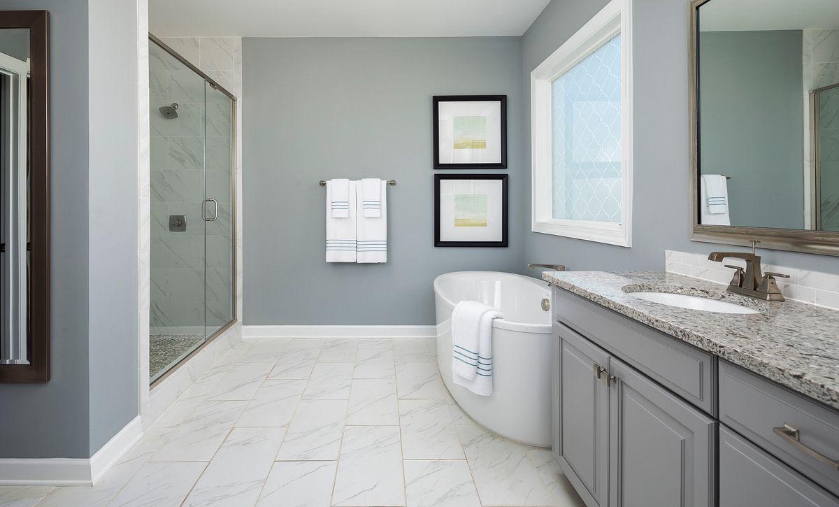Wyndham plan Owner's Bath