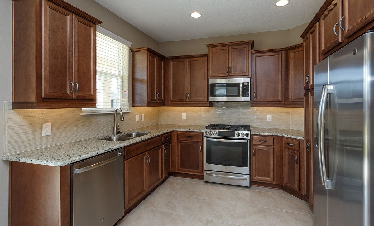 Trilogy at Ocala Preserve Quick Move In Home Naples Plan Kitchen