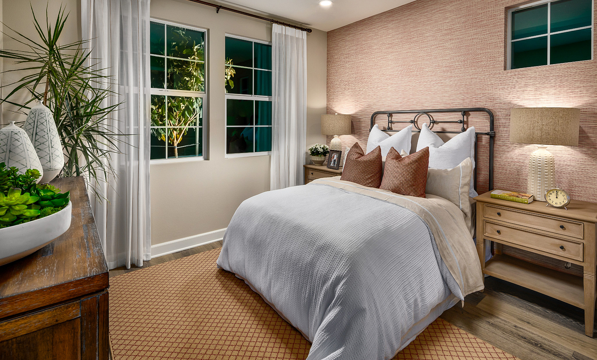 Gardenia Plan 1 Guest Room