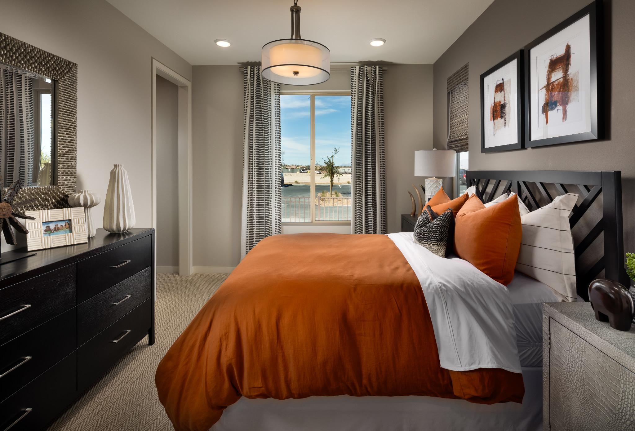 Trilogy in Summerlin Haven Master Bedroom