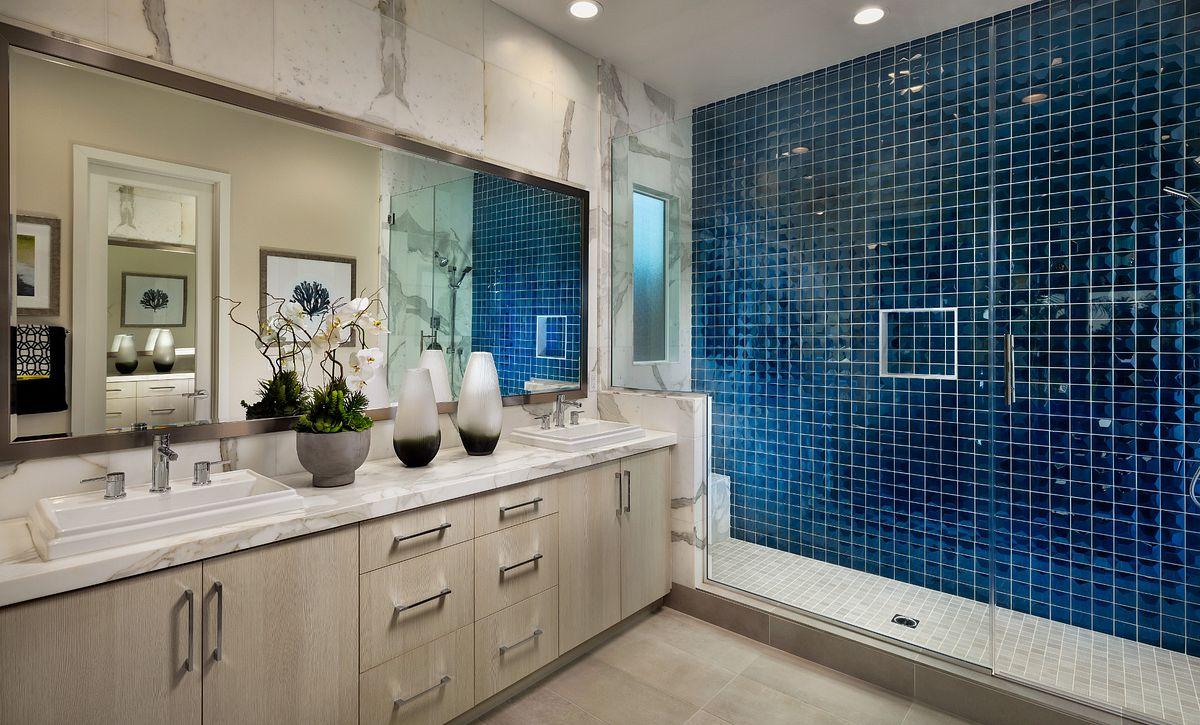 Plan 2: Master Bathroom