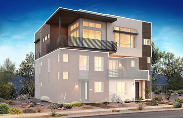 Trilogy in Summerlin Apex Exterior Rendering A